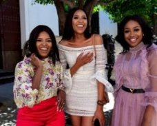 Top Billing explores Seville with Lorna, Blue and Lesedi
