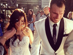 Top Billing features MMA champion's wedding