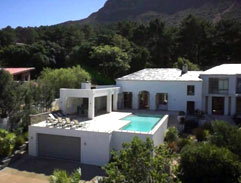 Top Billing features a breathtaking Hout Bay home