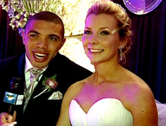 Top Billing features the wedding of Bryan Habana
