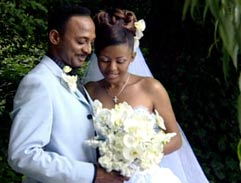 Top Billing features the wedding of Basetsana and Romeo Kumalo