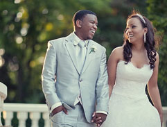 Top Billing features the wedding of singer Loyiso Bala