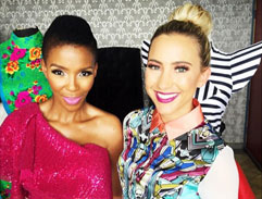 Top Billing features the fashion range of Nhlanhla Nciza