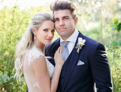 Top Billing features the wedding of Wynand Olivier