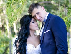 Top Billing features the wedding of Sharks player Ruan Botha