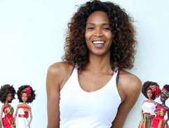 Top Billing features Malaville dolls by model Mala Bryan