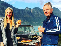 Top Billing features the home of motoring enthusiast Dieter Losskarn