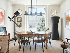 Top Billing features the apartment of furniture designer Liam Mooney