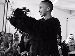 Top Billing features Nandi Madidas debut at New York Fashion Week