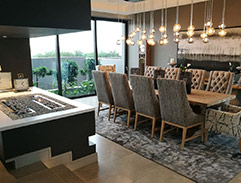 Top Billing features a modern masterpiece of a home at Steyn City