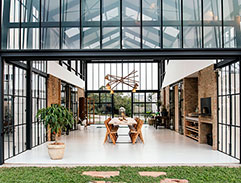 Top Billing features a green home by architect Nadine Engelbrecht