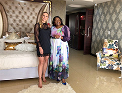 Top Billing features the spectacular home of Thobekile Ndlovu