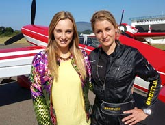 Top Billing flies high at the Sky Grand Prix
