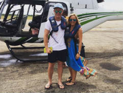 Top Billing follows love birds Ross and Callie Cronje to Mozambique