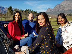 Top Billing gets to know Miss SA Tamaryn Green