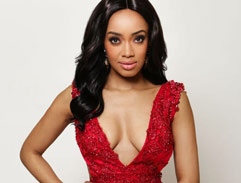 Top Billing hangs out with movie star Dineo Moeketsi