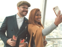Top Billing heads to London with Tanqueray