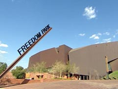 Top Billing honours Freedom Park