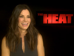 Top Billing interviews Sandra Bullock