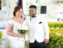 Top Billing invites you the wedding of DJ Sox and Gloria Bluebird