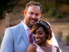 Top Billing invites you to Chris & Takkies wedding