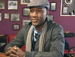 Top Billing meets singer Aloe Blacc