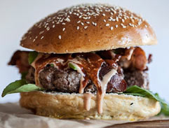 Top Billing meets the entrepreneurs behind IYO Burgers