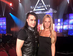 Top Billing meets The Illusionists