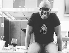 Top Billing steps into the kitchen with chef Sizo Henna
