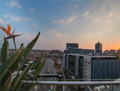 Top Billing visits a Sandton Penthouse
