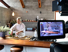 Top Billing visits chef Nicky Gibbs at home