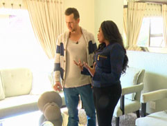 Top Billing visits Sophie Ndaba at her beautiful home