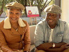 Top Billing visits the home of artist Sam Nhlengethwa