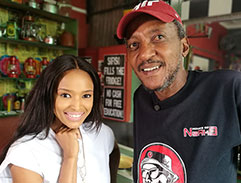Top Billing visits the Roving Bantu Kitchen