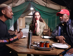 Top Billing Visits The Wilderness With The Cast Of Farewell Ella Bella