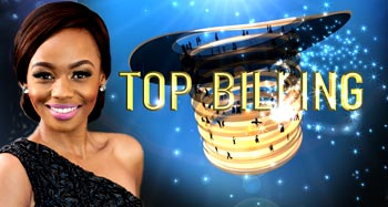 Top Billing welcomes Bonang Matheba to the team