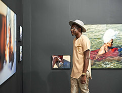 We bring you the highlights from the Investec Cape Town Art Fair