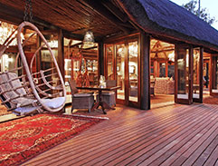 We explore the benchmark for luxury safaris - Camp Ndlovu