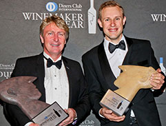We find out who won The Diners Club Winemaker of the Year