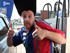 We go behind the scenes with Jack Parow