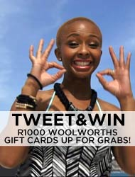 WIN A WOOLWORTHS GIFT VOUCHER