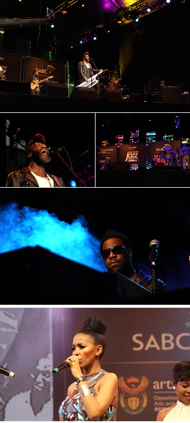 Behind the scenes of The Cape Town Jazz Festival with Top Billing 2