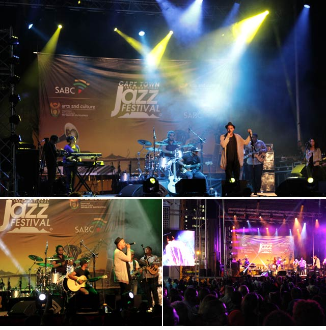 Behind the scenes of The Cape Town Jazz Festival with Top Billing 3