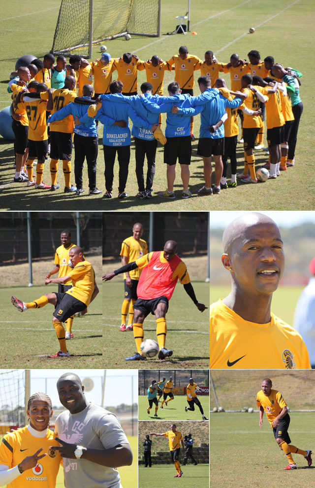 Top Billing Behind the scenes with the kaizer chiefs 2