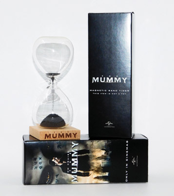 The Mummy Hamper competition