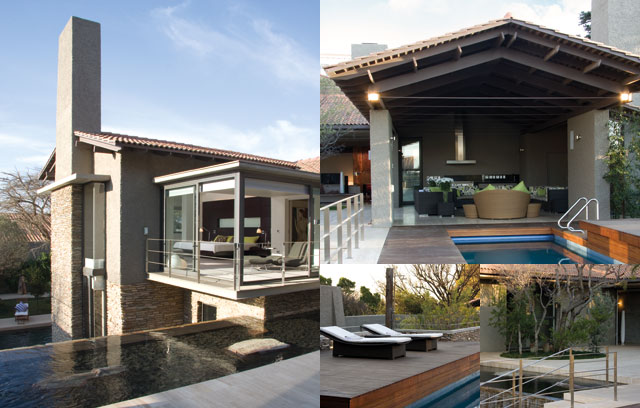Quirky Sandton home on Top Billing