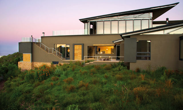 Knysna eco home on Top Billing 1