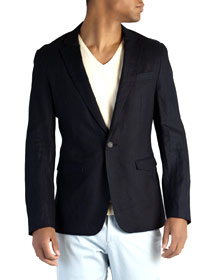 Woolworths linen jacket