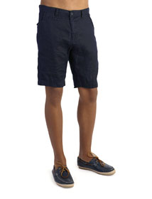 Woolworths linen shorts