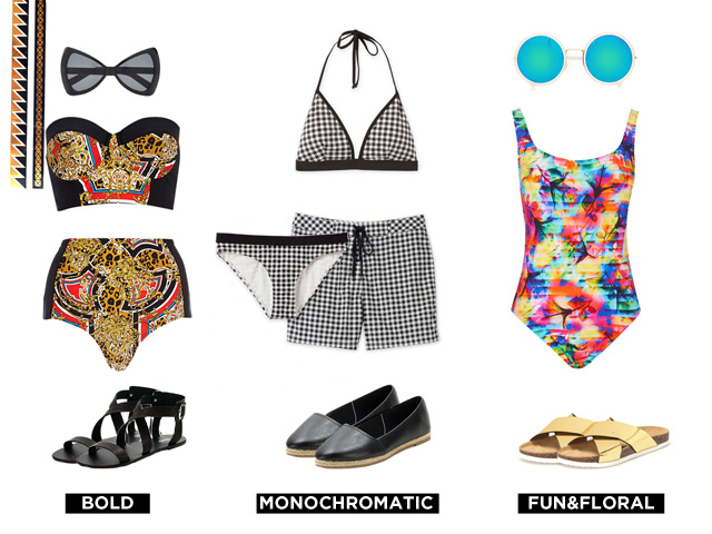 Rock the hottest swimwear trends this summer